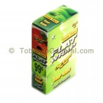Good Times Wraps Flat Wraps Sour Apple 25 Packs of 2 Pre-Priced