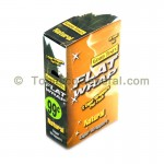 Good Times Wraps Flat Wraps Natural 25 Packs of 2 Pre-Priced