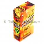 Good Times Wraps Flat Wraps Peach 25 Packs of 2 Pre-Priced