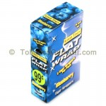 Good Times Wraps Flat Wraps Blueberry 25 Packs of 2 Pre-Priced
