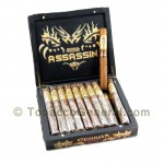 Gurkha Assassin Churchill Cigars Box of 20 - Honduran Cigars