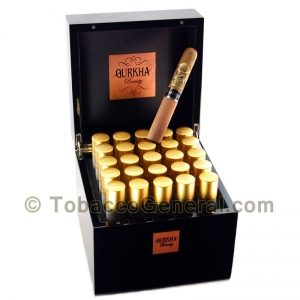 Gurkha Black Beauty Cigars Box of 25