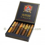 Gurkha Rare Godzilla Pack Assorted Gift Set Cigars Box of 8