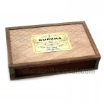 Gurkha Vintage Shaggy Churchill Natural Cigars Box of 25