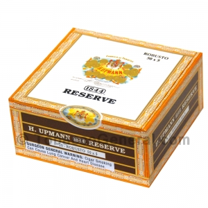 H Upmann 1844 Reserve Robusto Cigars Box of 20