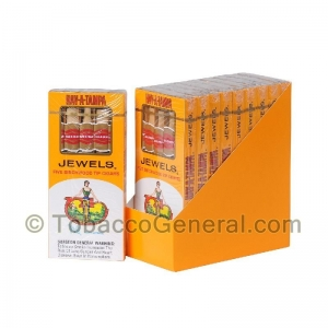 Hav-a-Tampa Jewels Regular Cigars 10 Packs Of 5
