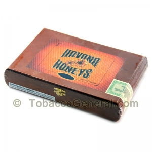 Havana Honeys Blackberry Cigars Box of 25
