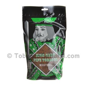 High Card Pipe Tobacco Menthol 5 oz. Pack