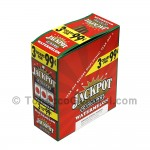 Jackpot Cigarillos 99 Cents Pre Priced 15 Packs of 3 Cigars Watermelon