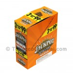 Jackpot Cigarillos 99 Cents Pre Priced 15 Packs of 3 Cigars Mango