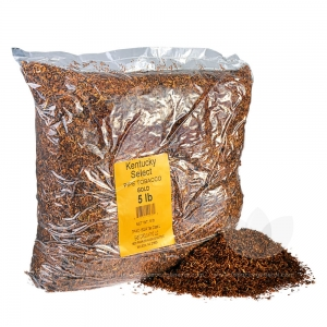 Kentucky Select Natural Gold Pipe Tobacco 5 Lb. Pack