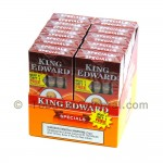 King Edward Specials Cigarillos Pre Priced 20 Packs of 5