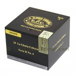 La Gloria Cubana Serie R No. 4 Maduro Cigars Box of
