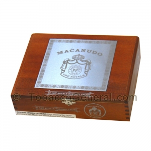 Macanudo Cru Royale Robusto Cigars Box of 20