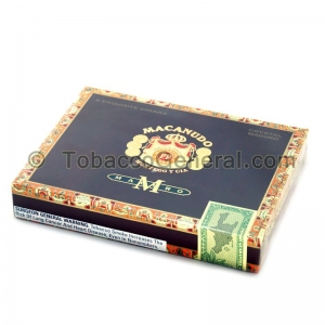 Macanudo Crystal Maduro Cigars Box of 8