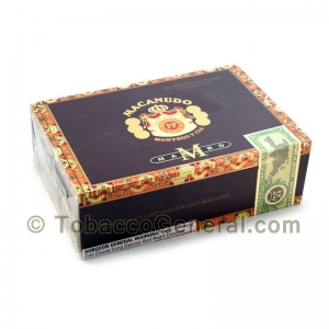 Macanudo Maduro Hampton Court Cigars Box of 25
