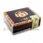 Macanudo Maduro Hyde Park Cigars Box of 25