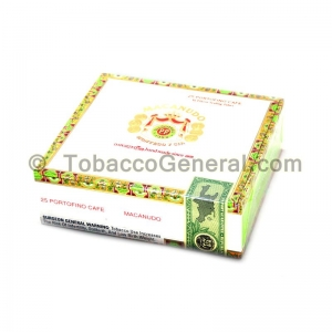 Macanudo Portofino Cafe Cigars Box of 25