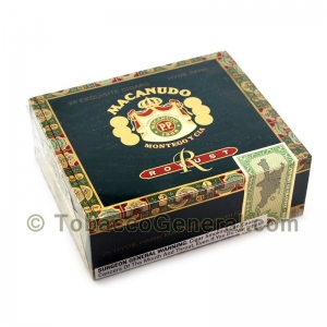 Macanudo Robust Hyde Park Cigars Box of 25