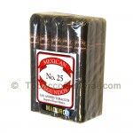Mexican Segundos No. 25 Maduro Cigars Pack of 20 - Domestic Cigars
