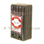 Mexican Segundos No. 35 Maduro Cigars Pack of 20 - Domestic Cigars