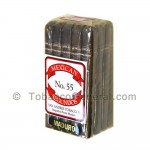 Mexican Segundos No. 55 Maduro Cigars Pack of 20 - Domestic Cigars