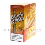 Middleton's Black & Mild Jazz Cigars 10 Packs of 5