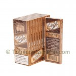 Middleton's Black & Mild Wood Tip Cigars 10 Packs of 5