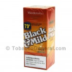 Middleton's Black & Mild Wood Tip Jazz 79 Cents Per Cigar Pre-Priced Promotion Box of 25