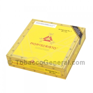 Montecristo Classic Selection No 1 Cigars Box of 20