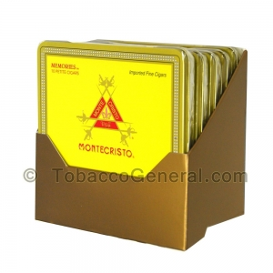 Montecristo Memories Cigars 5 Packs of 10