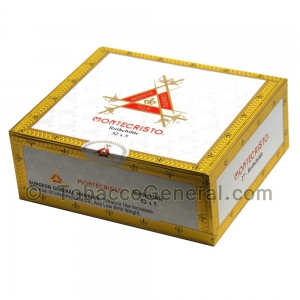 Montecristo White Rothchilde Cigars Box of 27
