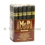 Mr. B Magnum Maduro Cigars Pack of 20