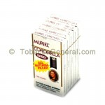 Muriel Coronella Sweet Cigars 5 Packs of 5