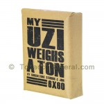 My Uzi Weighs a Ton MUWAT 6 X 60 Cigars Pack