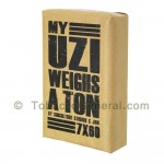 My Uzi Weighs a Ton MUWAT 7 X 60 Cigars Pack