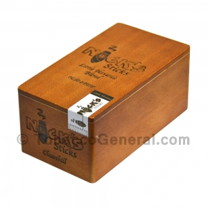 Nick's Sticks Churchill Connecticut Cigars Box of 20