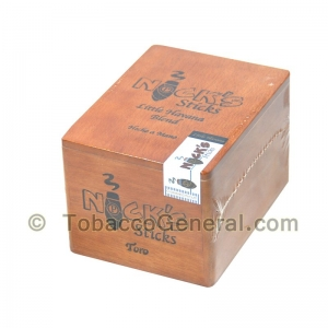 Nick's Sticks Toro Connecticut Cigars Box of 20