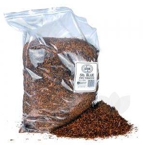 OHM Blue (Mild) Pipe Tobacco Pack 5 Lb. Pack