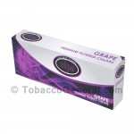 OHM Grape Filtered Cigars 10 Packs of 20 - Filtered and Little