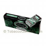OHM Menthol Filtered Cigars 10 Packs of 20 - Filtered and Little