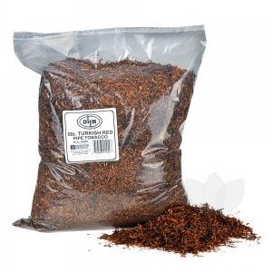 OHM Turkish Red Pipe Tobacco Pack 5 Lb. Pack