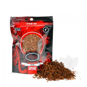 OHM Turkish Red Pipe Tobacco Pack 1 oz. Pack