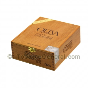 Oliva Connecticut Reserve Toro Tubos Cigars Box of 10