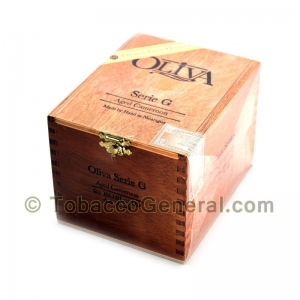 Oliva Serie G Robusto Cigars Box of 25