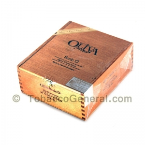 Oliva Serie G Toro Tubos Cigars Box of 10