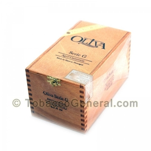 Oliva Serie G Torpedo Cigars Box of 25