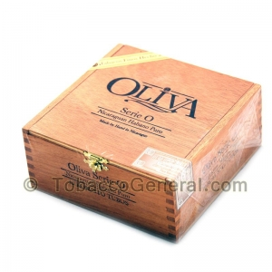 Oliva Serie O Robusto Tubos Cigars Box of 10