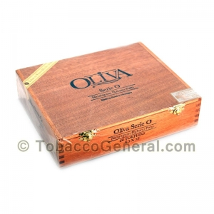Oliva Serie O Torpedo Cigars Box of 20