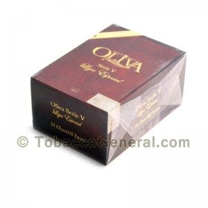 Oliva Serie V Churchill Extra Cigars Box of 24